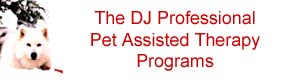 DJPPAT - The DJ Professional Pet Assited Therapy Programs